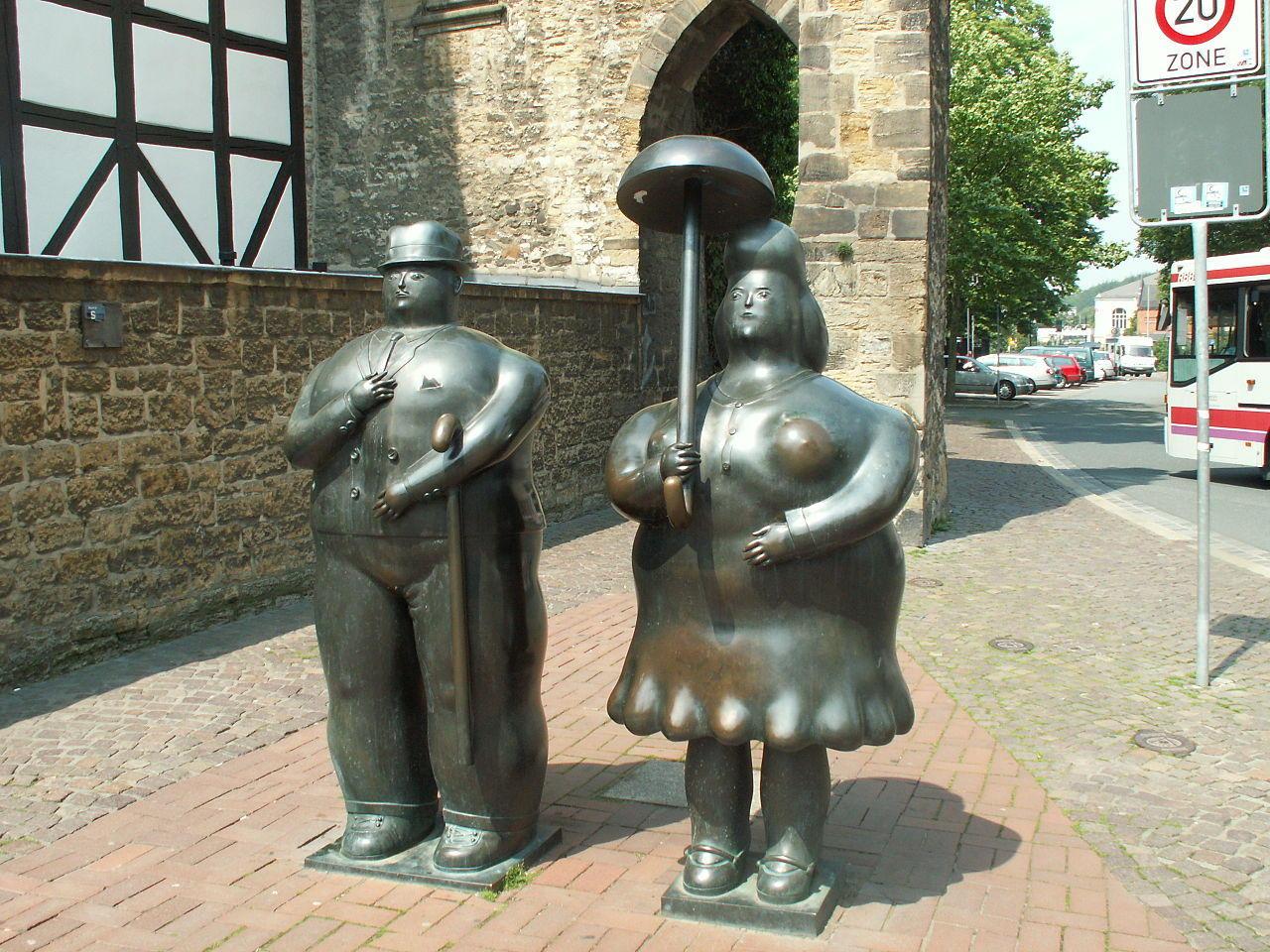Goslar Botero - muss man gesehen haben