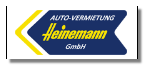 Heinemann - die günstige Autovermietung mit dem großen Angebot
