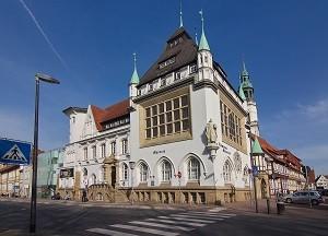 Bomann Museum von 1892in Celle