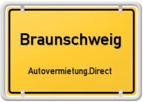 Mietwagen Vergleich für Braunschweig mit Autovermietung Direct