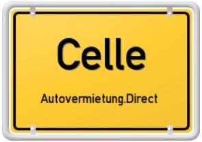 Mietwagen & Leihwagen in Celle