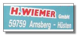 Wiemer Autovermietung in Arnsberg - günstige Mietwagen mit oder ohne Fahrer
