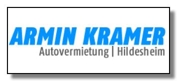 Autovermietung Kramer Hildesheim - immer günstige Mietfahrzeuge
