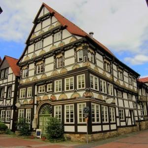 Städtehaus in Hameln