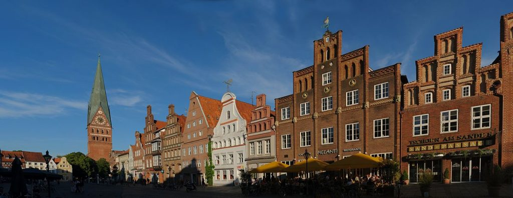 Autovermietung Lüneburg - Altstadt von Lüneburg