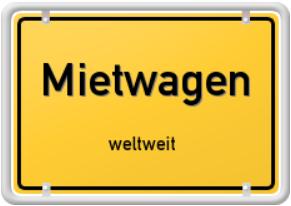 Mietwagen weltweit - Auot mieten mit Mietwagen.direct und sparen