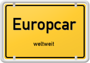 Europcar weltweit