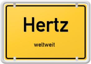 Autovermietung Hertz - weltweit günstige Mietwagen, Leihwagen und Transporter mieten