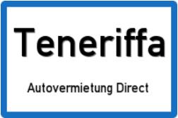 Autovermietung Teneriffa - günstige Mietwagen mit Autovermietung Direct