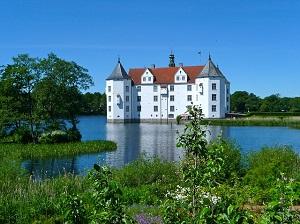Schloss Glücksburg bei Flensburg